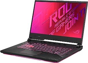 ASUS ROG Strix G 15.6 Inch FHD Gaming Laptop Bundle Woov Accessory | Intel Core i7-10750H | NVIDIA GeForce GTX 1650 Ti | 1...
