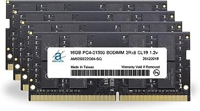 Adamanta 64GB (4x16GB) Memory Upgrade for 2019 Apple iMac 27