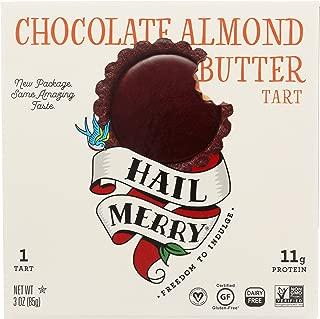 Hail Merry Chocolate Almond Butter Tart, 3 oz