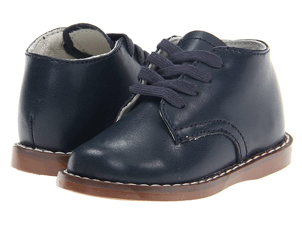 FootMates Todd 3 (Infant/Toddler) (Navy) Boy