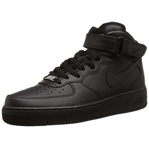 half off b91a7 f6326 Nike Herren Air Force 1 Mid  07 High-Top