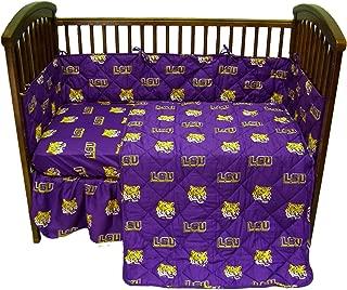 lsu baby crib bedding