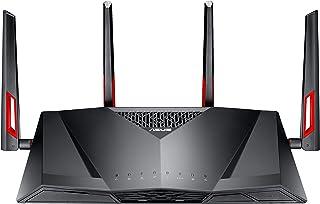 ASUS DSL-AC88U - Módem router Gaming G.fast/VDSL2/ADSL2+ AC3100 Doble Banda Gigabit (Doble WAN, USB 3.0, compatible con Ai Mesh wifi)