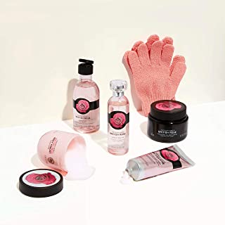The Body Shop Gift Deluxe British Rose, 6 Pieces - Pack of 1