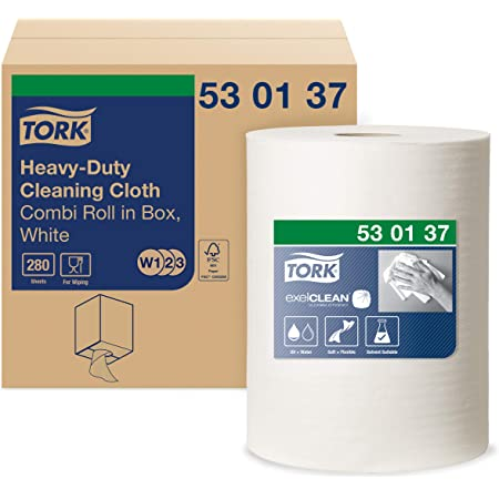 Tork Heavy-Duty Combi Rol Cleaning Doek W1/W2/W3