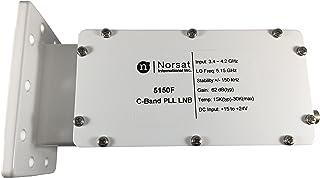 Norsat LNB 5150F C-Band PLL