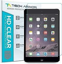 iPad Mini Screen Protector, Tech Armor Anti-Glare/Anti-Fingerprint Apple iPad Mini 1/2 / 3 Film Screen Protector [3-Pack]