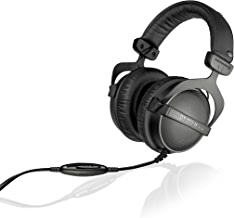 Beyerdynamic DT770 M Headset for Drummers Front of House and Inline Volume Control