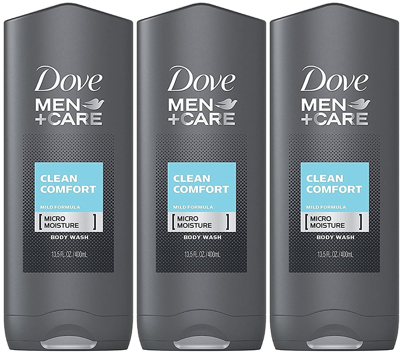 破壊するメールスラックDove Men Plus Care Body and Face Wash Clean Comfort , 13.5 Oz by Dove