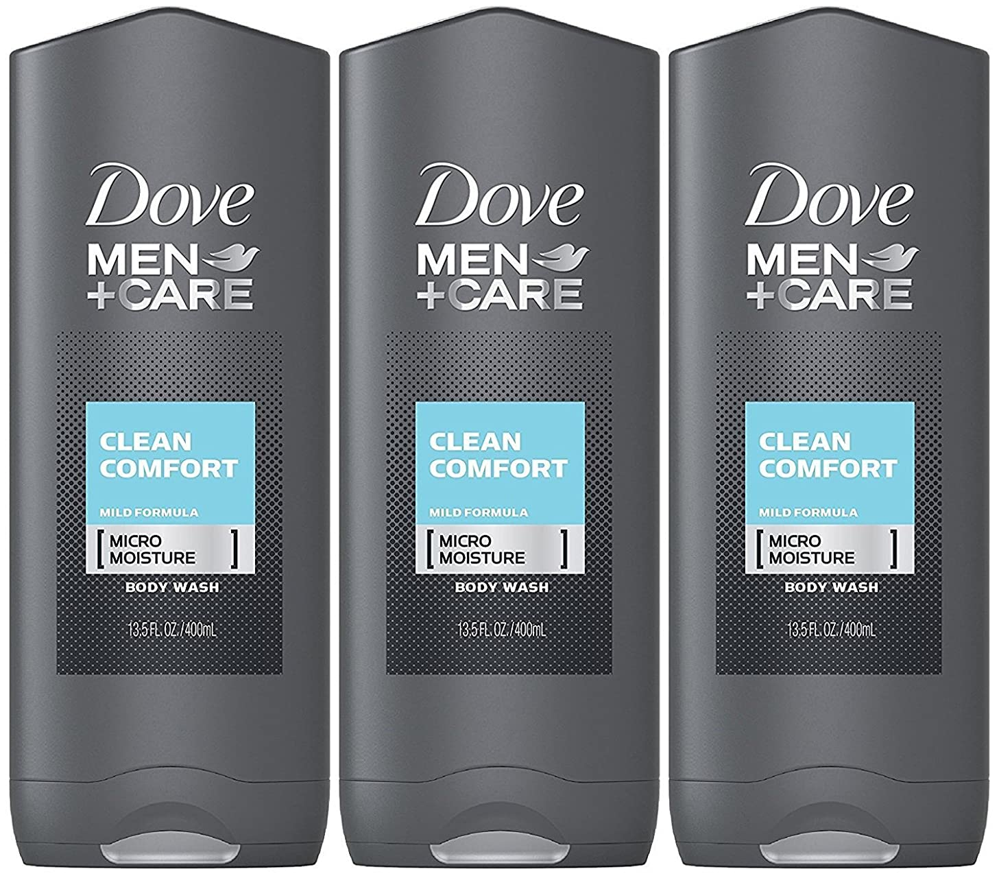 単なる倫理本を読むDove Men Plus Care Body and Face Wash Clean Comfort , 13.5 Oz by Dove