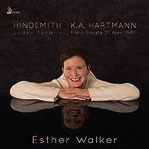 Hindemith: Ludus Tonalis - Hartmann: Piano Sonata