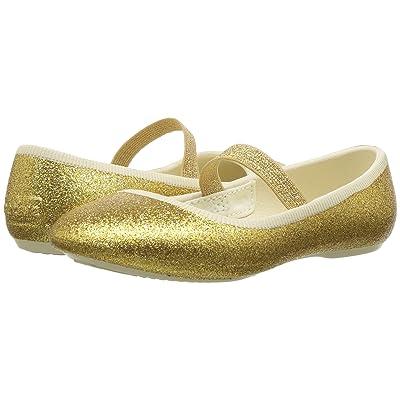 Native Kids Shoes Margot Bling (Toddler/Little Kid) (Gold Bling) Girls Shoes