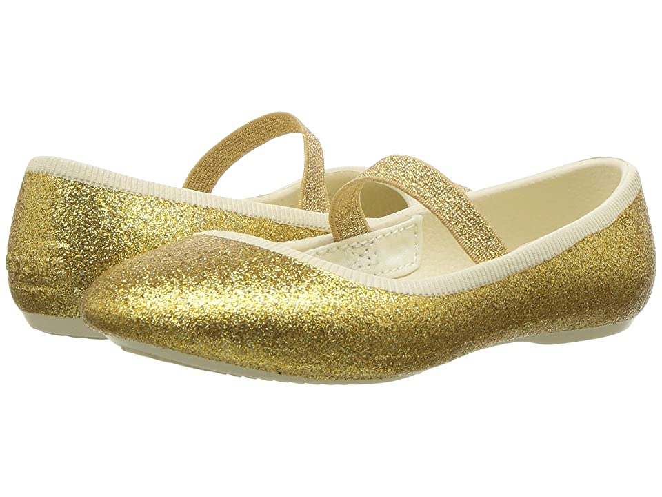 Native Kids Shoes Margot Bling (Toddler/Little Kid) (Gold Bling) Girls Shoes