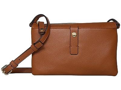Vince Camuto Adler Crossbody (Cider) Handbags