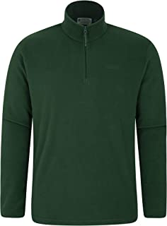Mountain Warehouse Camber Mens Fleece Pullover - Warm Winter Sweater