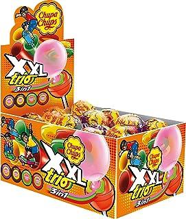 Chupa Chups XXL Trio Assorted 29gm x 20