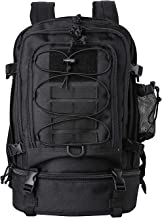 Procase Military Tactical Backpacks 30 Liter, Large Capacity Hiking Daypacks Molle Bag for Camping, Hunting, Trekking, Mil...