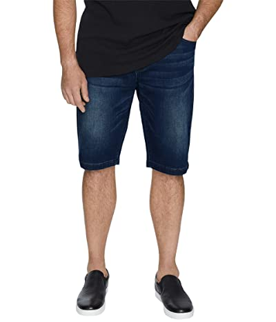 Johnny Bigg Big Tall Deran Shorts (Ink) Men