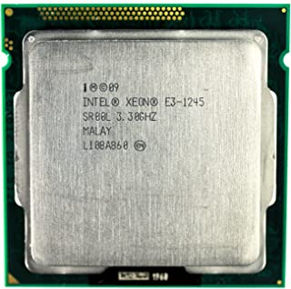 Intel Xeon E3-1245 SR00L 3.3Ghz Quad Core 8MB Cache CPU