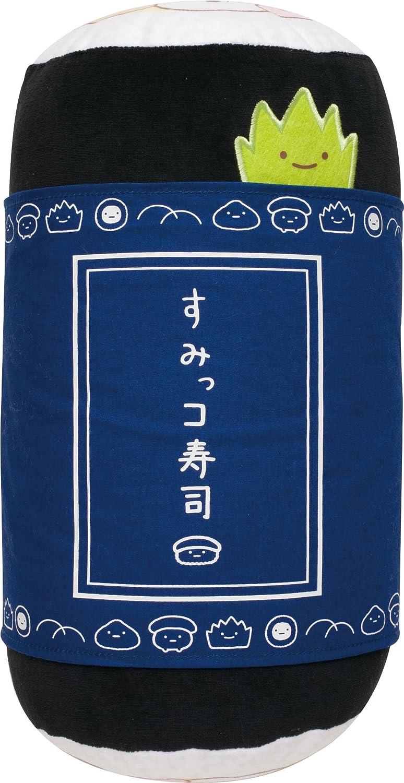 Sumikko Gurashi SANX Narikiri Sushi Plush Pillow Japan Import