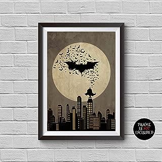 batman minimalist art