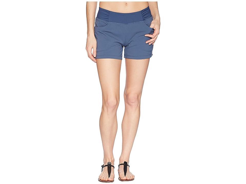 Mountain Hardwear Dynamatm Short (Zinc) Women