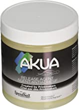 Akua IIRA Speedball Mono Liquid Pigment Release Agent, 8 oz. Bottle