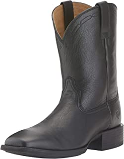 Best mens black western boots Reviews