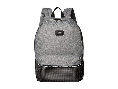 Vans Old Skool III Backpack (Heather Suiting/Black) Backpack Bags