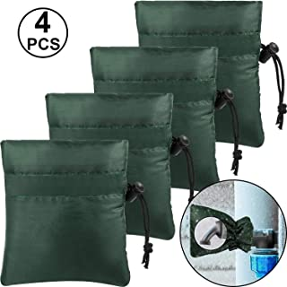 Boao Water Faucet Cover Protector, Outdoor Faucet Covers for Winter, Faucet Sock Cover Protector, Reusable Faucet Insulation, 5.9 x 6.1 Inch (5.9 x 6.1 Inch)