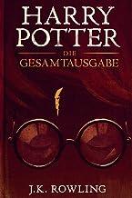 Harry Potter: Die Gesamtausgabe (1-7) (German Edition)