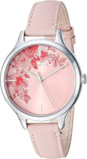 Timex Women's Crystal Bloom Swarovski Accent 36mm Watch