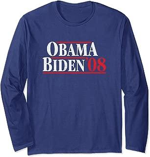 Obama Biden 08 Long sleeve Shirt