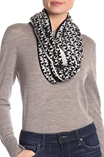 Women`s Reversible Signature Logo Knit Scarf