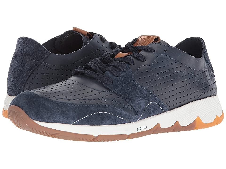Hush Puppies TS Field Sprint (Navy Leather) Men