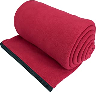OSAGE RIVER Microfiber Fleece Sleeping Bag Liner