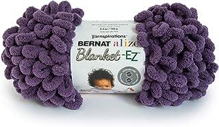 Bernat 16103737016 Alize Blanket-EZ Yarn, Mauve