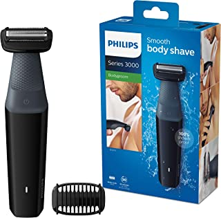 Philips Bodygroom Series 3000 Showerproof body groomer BG3010/15 Skin friendly Shaver