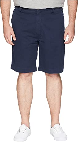Big & Tall Stretch Flat Shorts