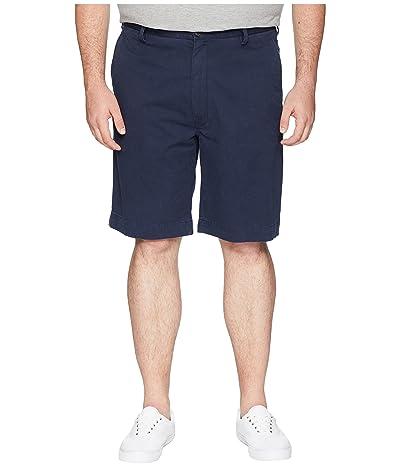 Polo Ralph Lauren Big & Tall Big Tall Stretch Flat Shorts (Nautical Ink) Men