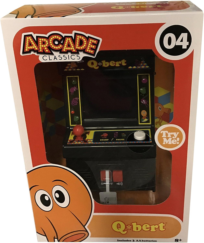 Qbert Classic Mini Arcade Game
