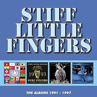 The Albums 1991-1997: 4CD Clamshell Boxset