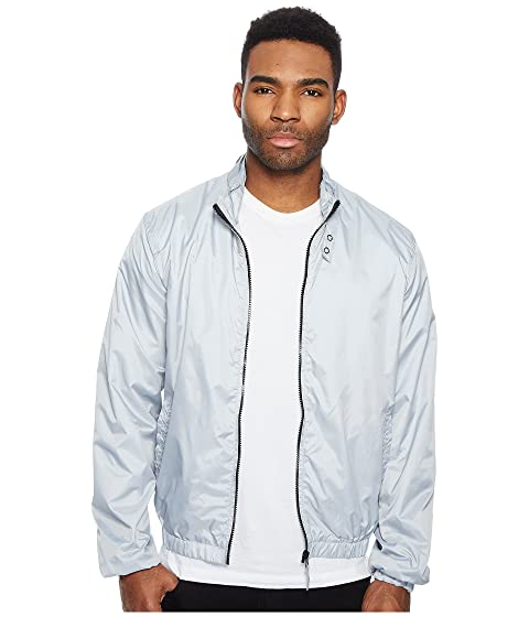 MEMBERS ONLY Packable Windbreaker, Light Grey