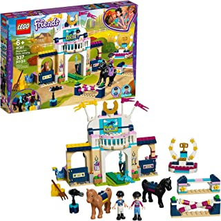 LEGO Friends Stephanie's Horse Jumping 41367 Building...