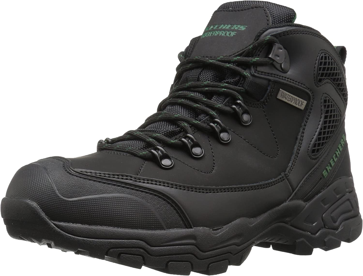 Skechers Mens Pedley Aster Ankle Bootie