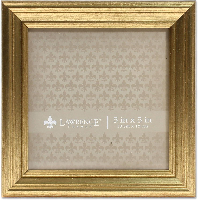Lawrence Frames Frames Frames 5 x 5 Sutter brüniert Gold Bilderrahmen B01FIJELIY | Vielfältiges neues Design  0795d7