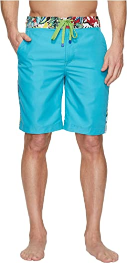 Robert Graham - Dos Rios Woven Swim Boardshorts