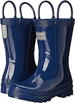 Hatley Kids - Solid Rain Boot (Toddler/Little Kid)