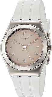 [スウォッチ]swatch [スウォッチ]SWATCH 腕時計 IRONY MEDIUM(アイロニー ミディアム)BLUSHAROUND(ブラッシアラウンド)レディース【正規輸入品】 YLS199 レディース 【正規輸入品】