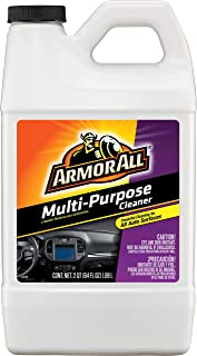 Armor All Car Cleaner Bottle, Cleaner for Cars, Truck, Motorcycle, Multi-Purpose, 64 Oz, 19261